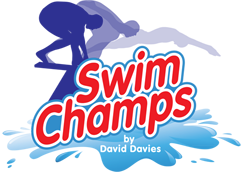 Swim Champs Swimming School Logo